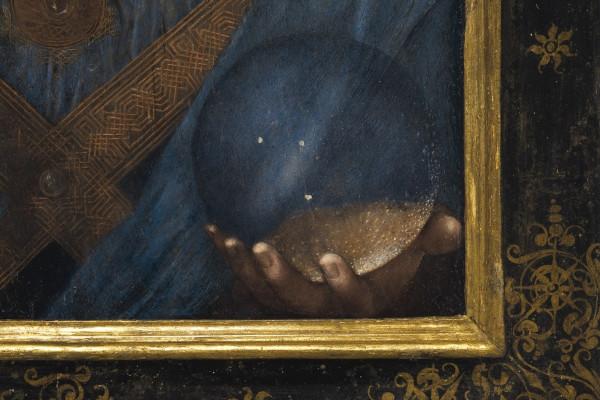 Leonardo da Vinci Salvator Mundi, 1499 (10)