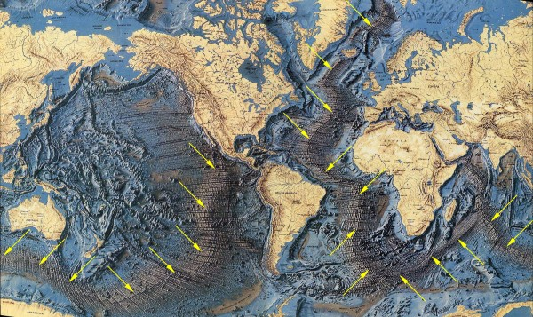 _Всемирный потоп в географической летописи нефтегазоносных бассейнов Земли (часть 3)