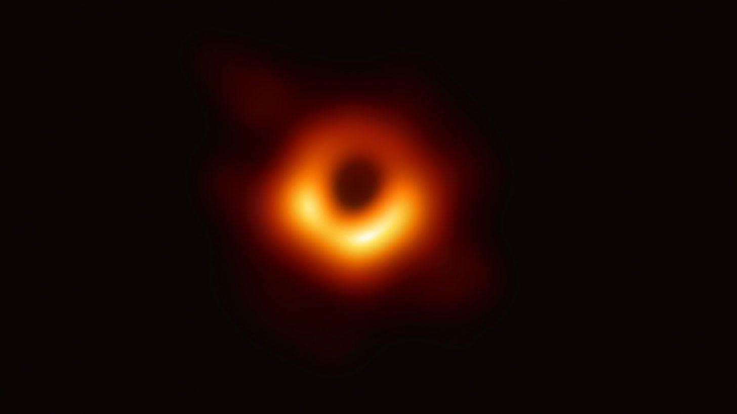 Чёрная дырка