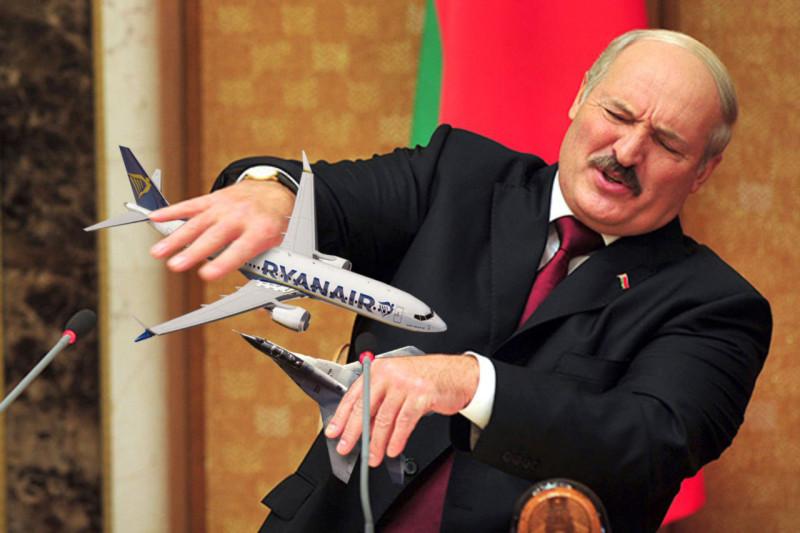 _Грыгорыч и самолёт