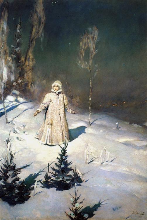 Снегурочка_В.М.Васнецов_1899