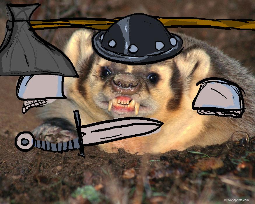 badgerPC