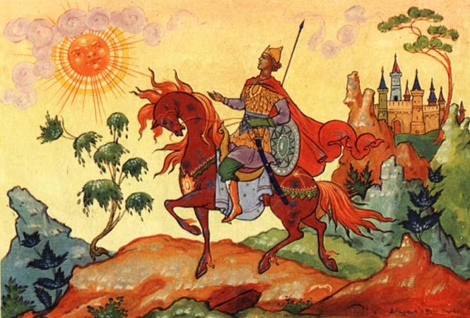 vospit: А.С. Пушкин. Сказка о мёртвой царевне