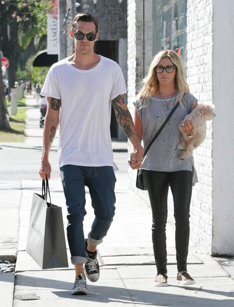 Ashley-tisale-christopher-french-beverly-hills-sept-2013