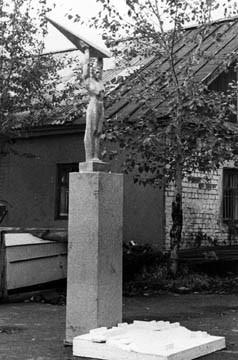 Макет-Монумента-Славы-1970-г