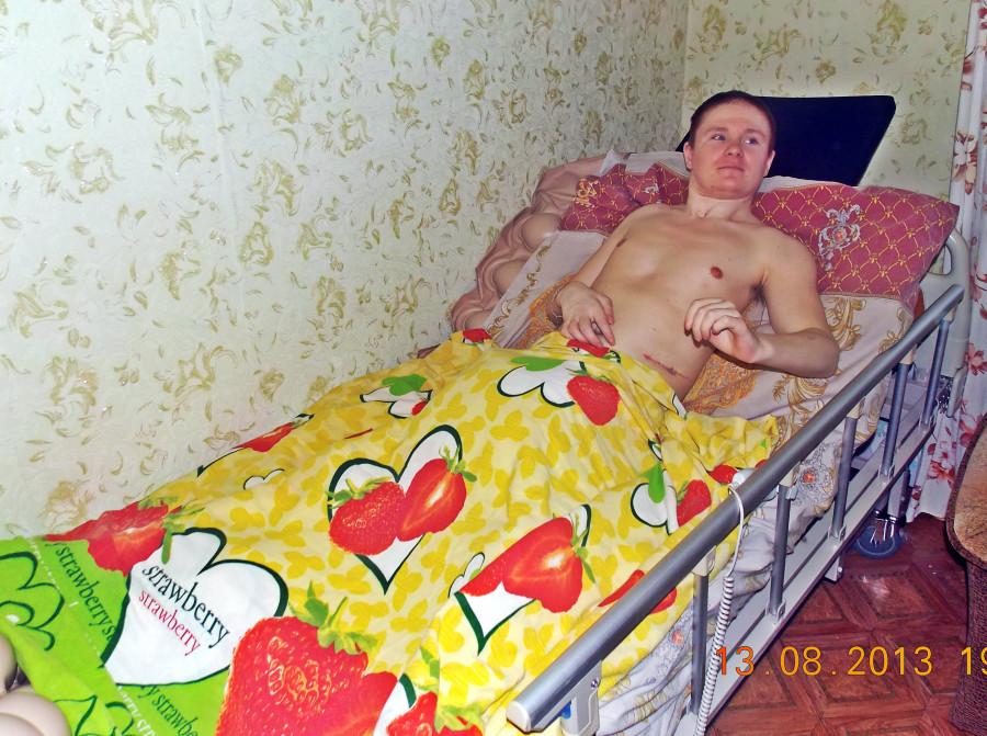 я и кровать