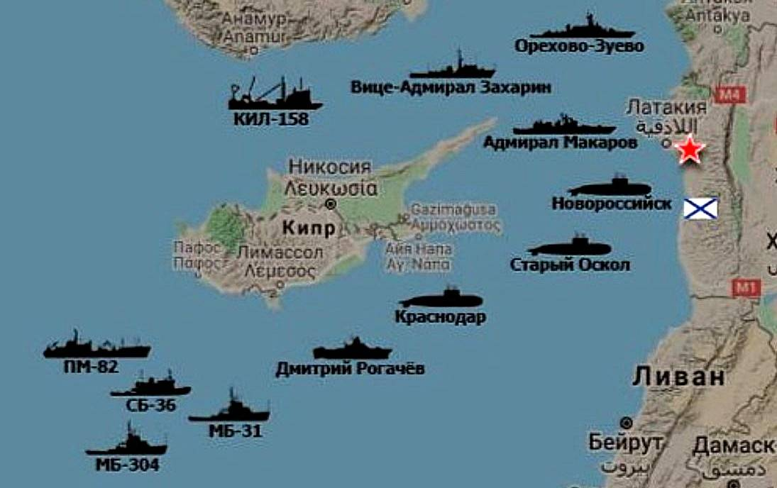 Крысы с Крыма застонали...
