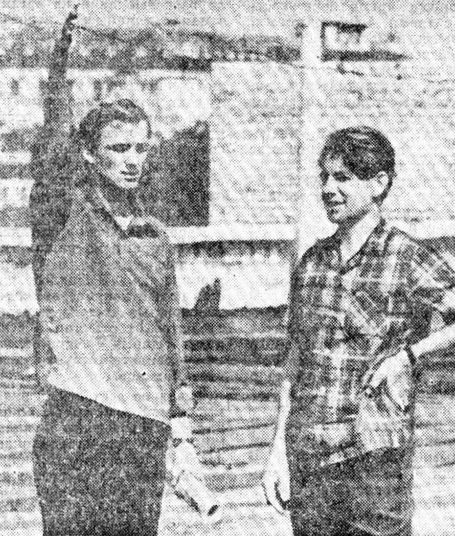 Андропов отец и сын