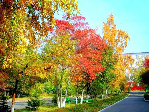 осень блюз