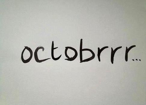 октобрр