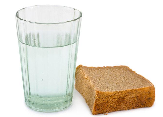Хлеб и водка
