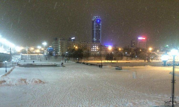 Плотинка_снег