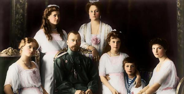 Как убивали царскую семью