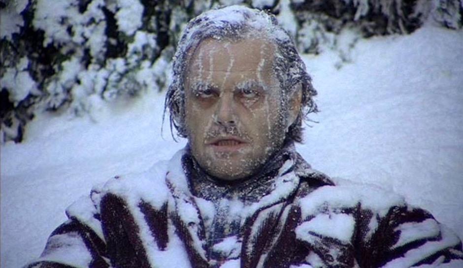 Я и мороз