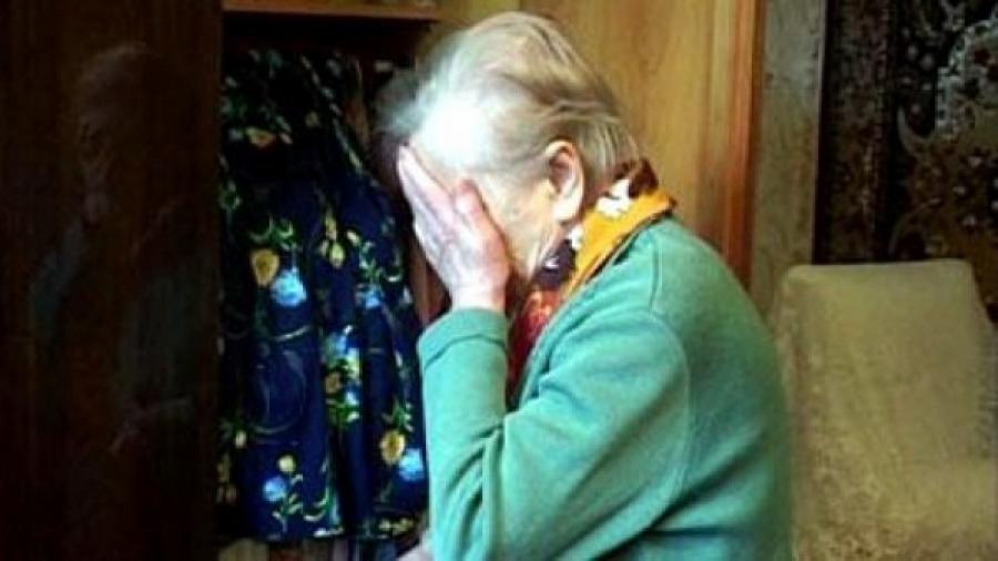 бабушка-плачет