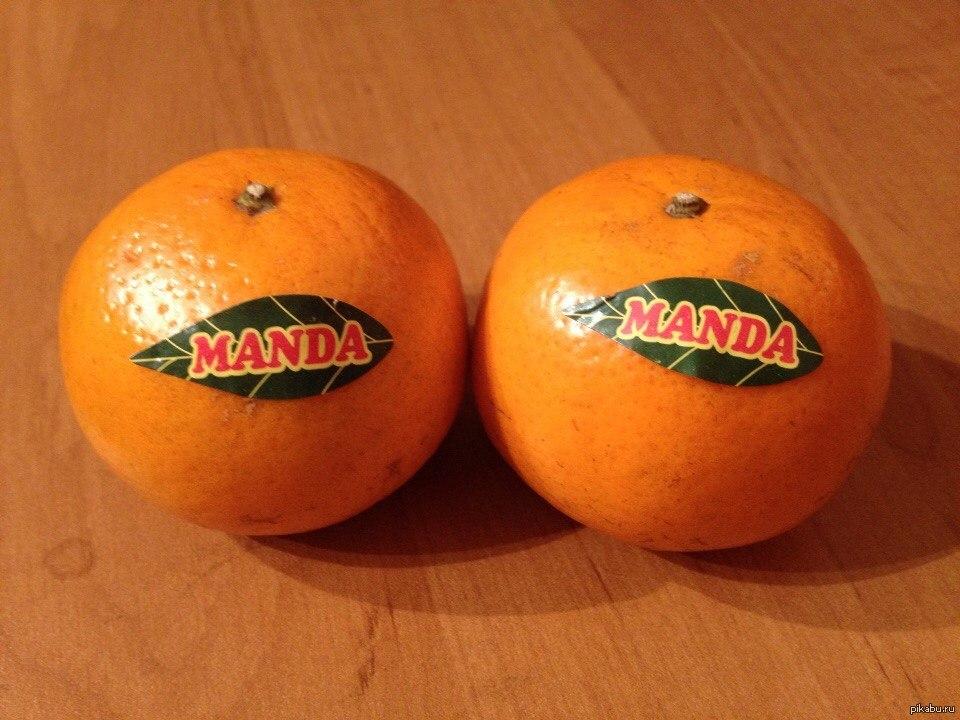 Манда