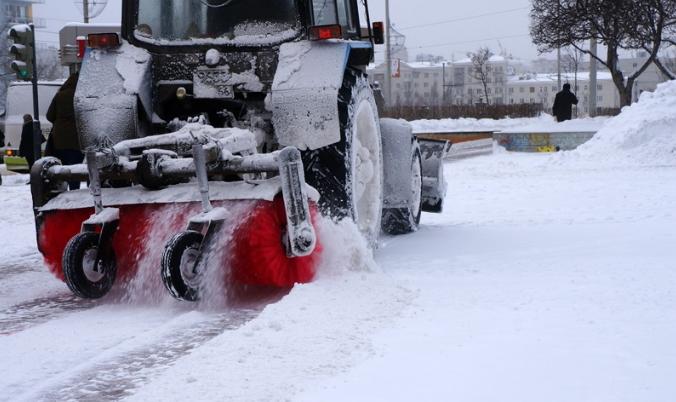 Снег434