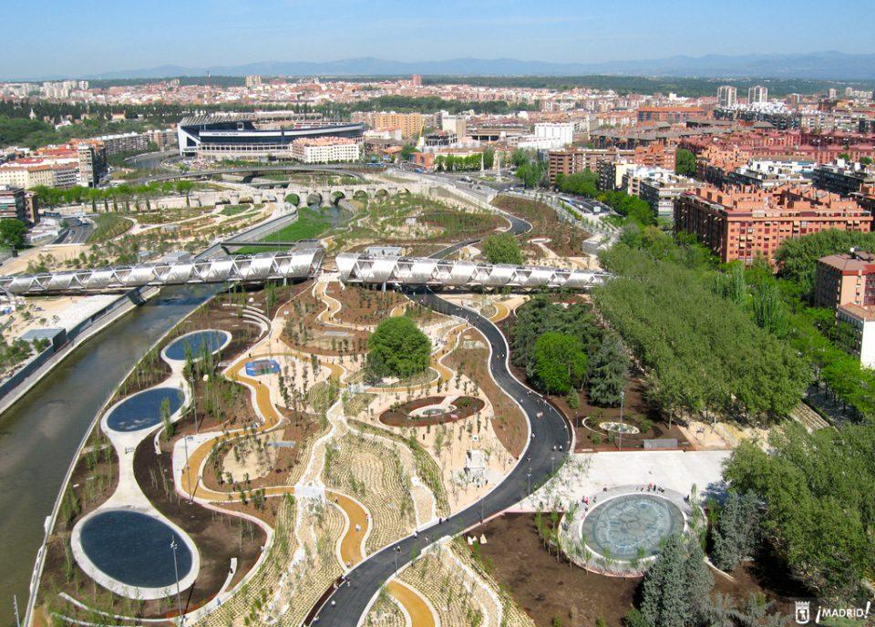 Madrid-Rio-Park