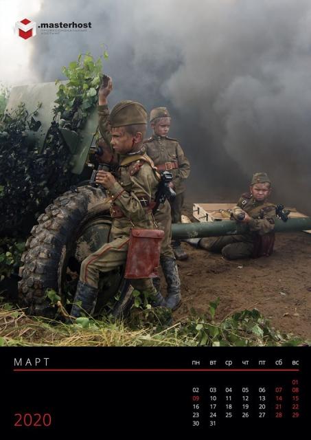Дети в военной форме 03