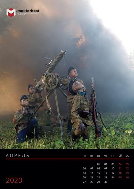 Дети в военной форме 04