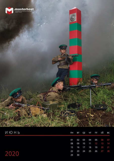 Дети в военной форме 06