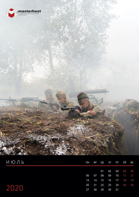 Дети в военной форме 07
