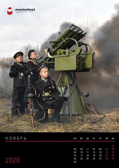 Дети в военной форме 11