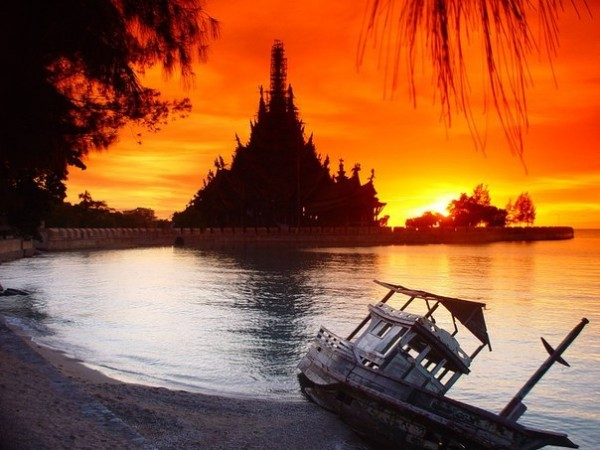 Паттайя, Тайланд