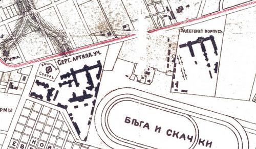 Одесский Институт Сухопутных Войск