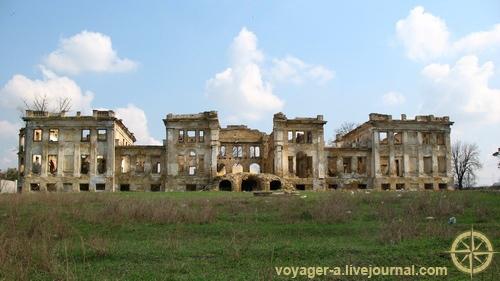 Дворец в васильевке дворец за 10