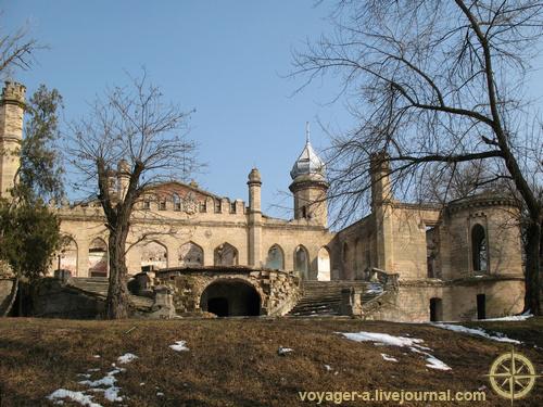 Дворец в Васильевке. Дворец за 10 миллионов или умирающая история