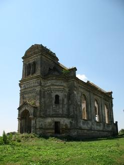 Костел Святого Георгия в с.Краснополье