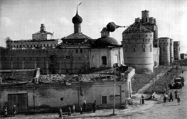 Rostov_._Posle_uragana._1953