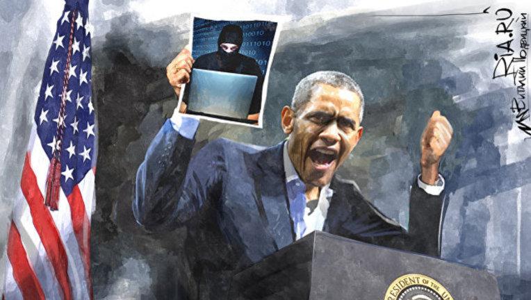 Президент РФ в докладе американской разведки