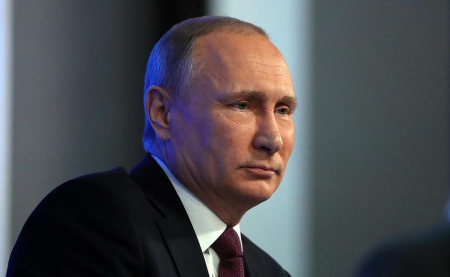 Президент РФ установил российское влияние на Ближнем Востоке на полвека вперёд