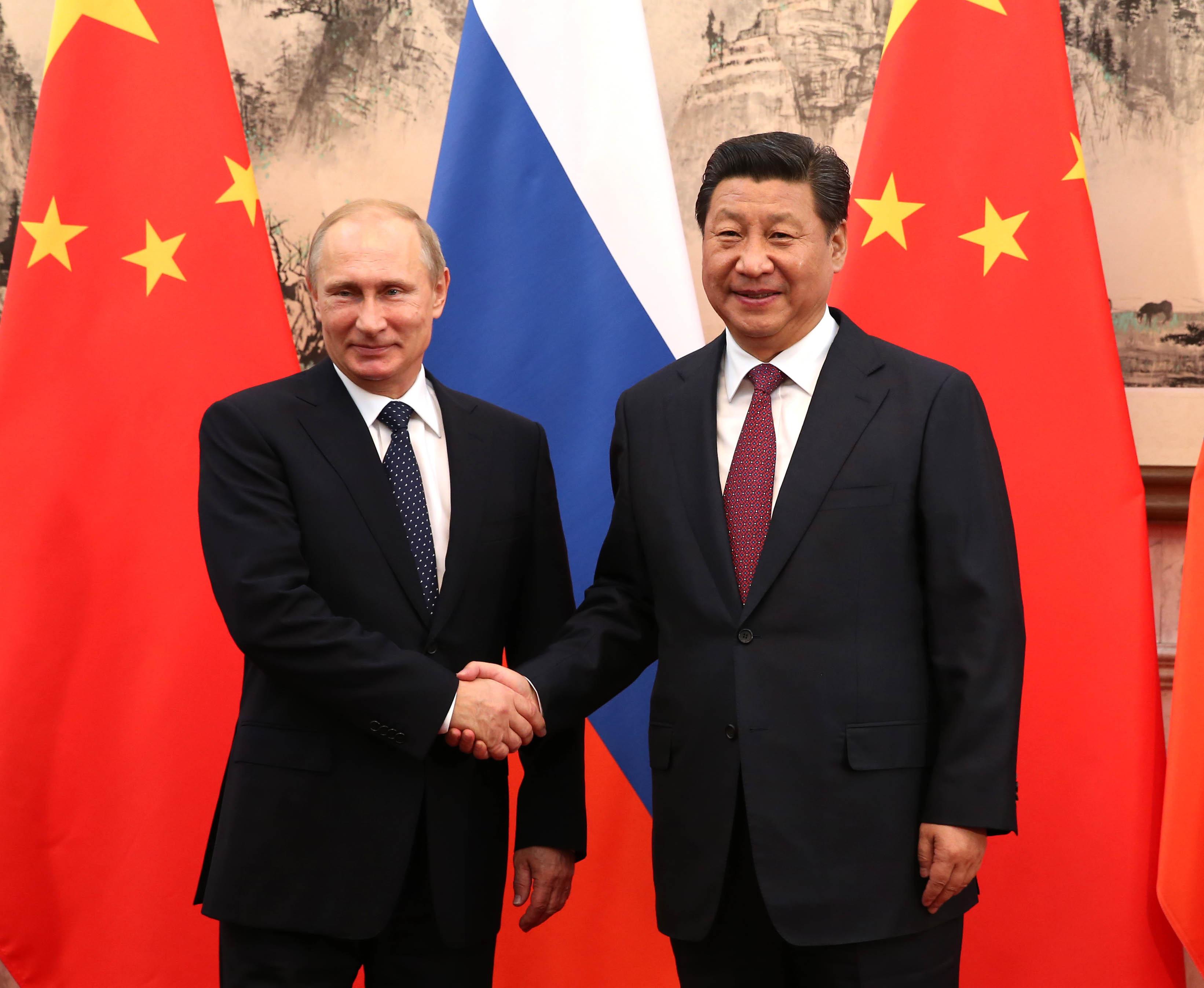 Президент РФ встретился с лидером КНР. Итоги встречи