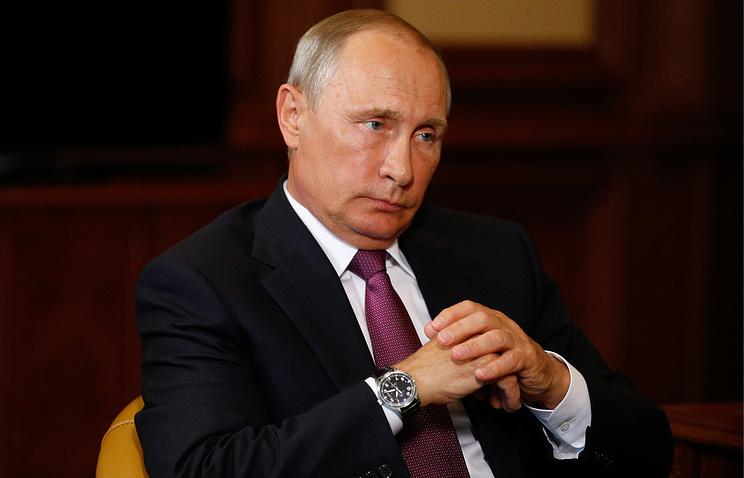 Владимир Путин и его поддержка в Америке