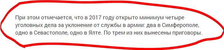 «Обозреватель» попытался переиначить информацию о призыве в армию в Крыму которые, выпустил, своей, статье, которая, говоря, может, сегодня, ресурс, «Обозреватель», армию, призыв, отлично, справляются, работой, успешно, ловят, уклонистов, маленькое, Кстати