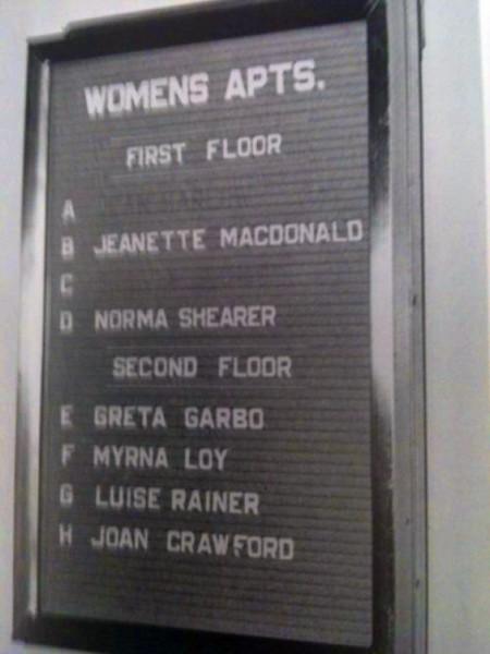 mgm women's dressing room 1937b