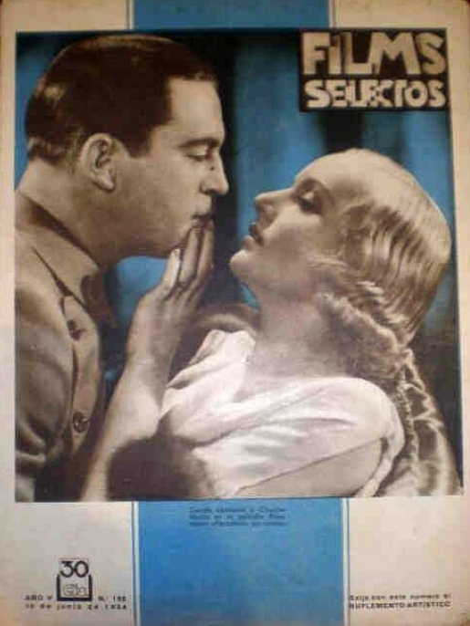 carole lombard films selectos 061634 chester morris spain small