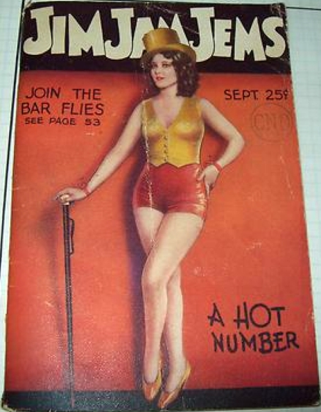 jim jam jems sept 1929a