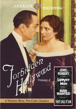 forbidden hollywood volume 4a box