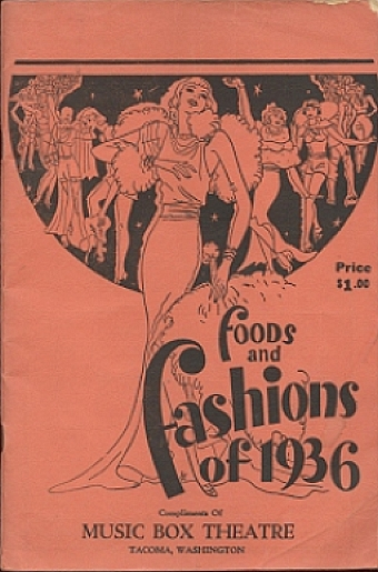 carole lombard foods and fashions of 1936 booklet cover tacoma large