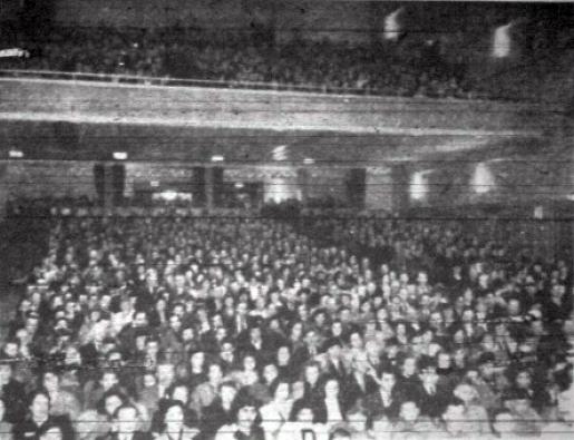 mohawk theater north adams mass opening night nov 1938