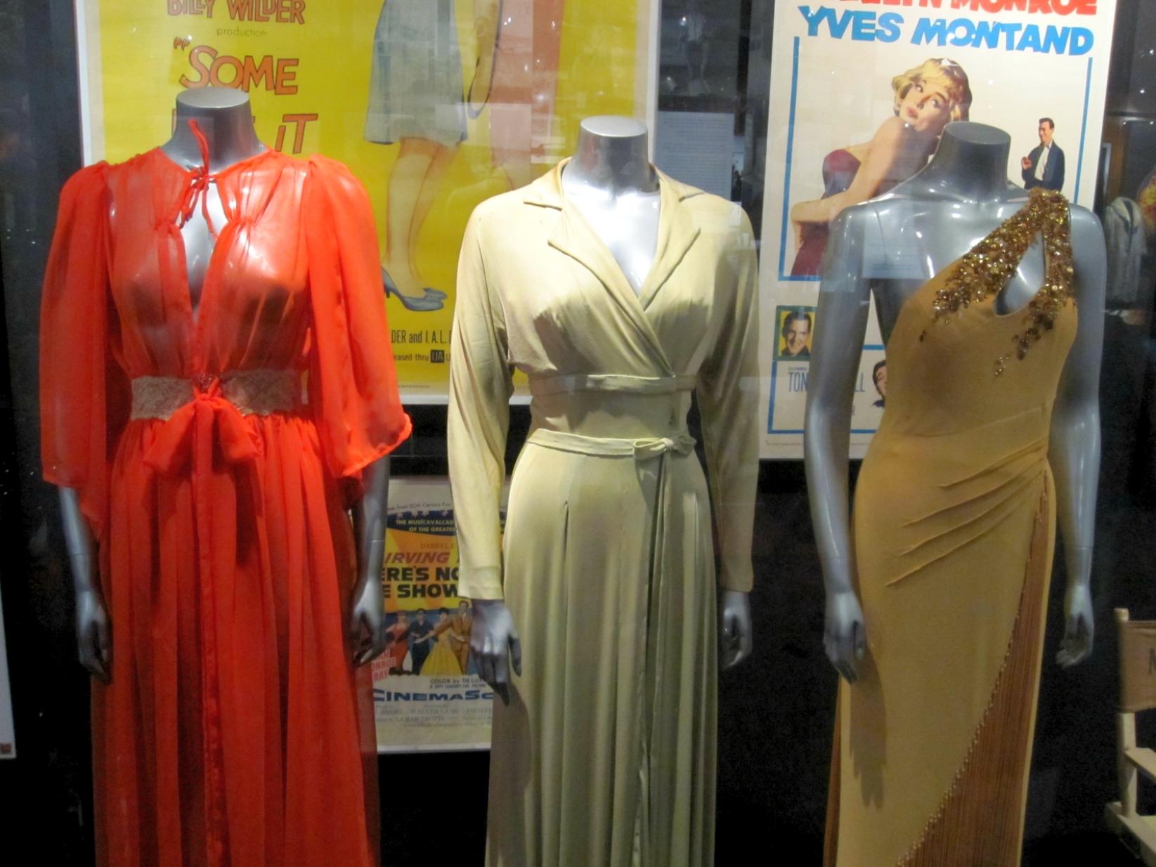 hollywood museum marilyn monroe exhibit 03
