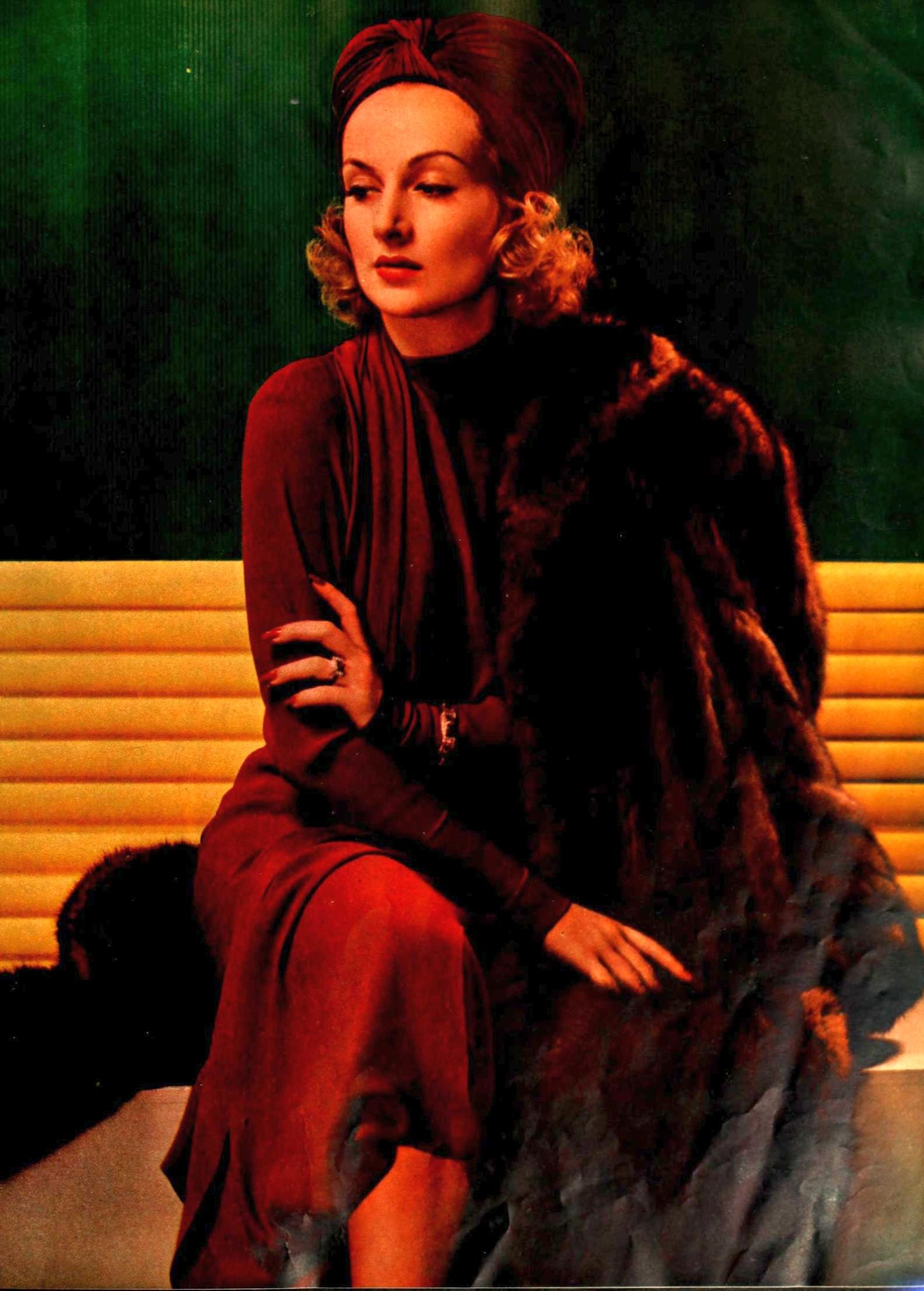 carole lombard photoplay jan 1939 photoplay fashions 01a hurrell