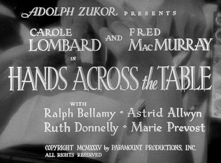carole lombard hands across the table title large