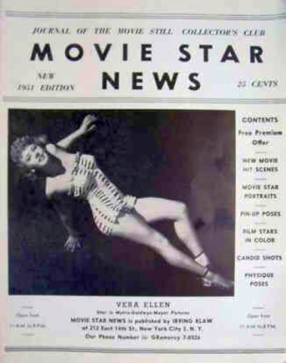 movie star news 1951a