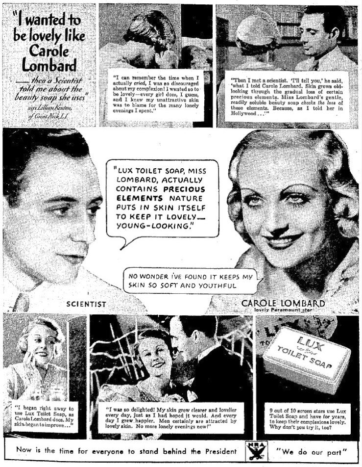 carole lombard 080833 waterloo daily courier