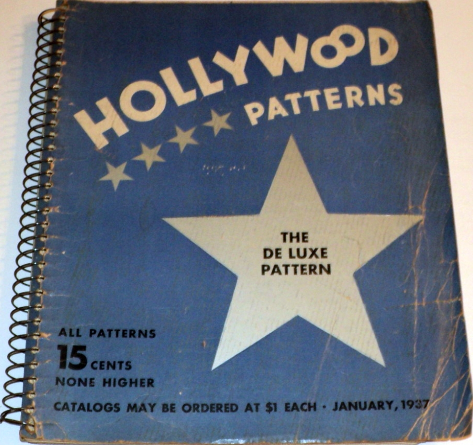 carole lombard hollywood patterns jan 1937 front cover large